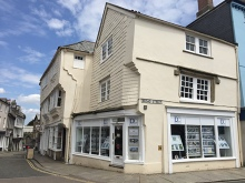 D C Property's Office. 13 High Street, Launceston, Cornwall, PL15 8ER 01566 770888